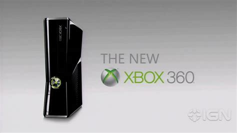 e3 2010 new xbox 360 quot slim quot kinect revealed