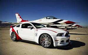 Ford Mustang 2014 : 2014 ford mustang gt us air force thunderbirds edition ~ Farleysfitness.com Idées de Décoration