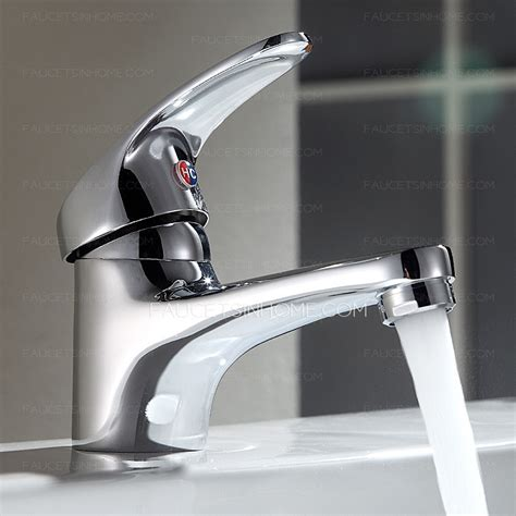 Small Faucets by Small Bathroom Sink With Faucet Refined Brass