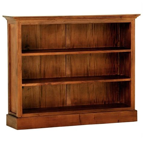 Pine Bookcases Melbourne by Adolf Solid Mahogany Timber Shelf Low Bookcase