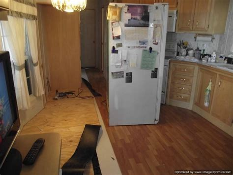 Installing Laminate Floors In Kitchen by Installing Laminate Flooring Refrigerators