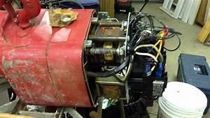 Dayton - 9k601    9k601d 1  2 Ton Electric Chain Hoist