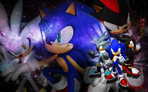 Sonic the Hedgehog 06 Characters