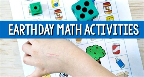 earth day archives pre k pages 337 | Earth Day Math Activities for Preschoolers