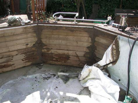 semi enterré piscine semi enterr 233 e forum