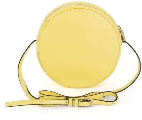 marc  marc jacobs jackson  crossbody bag  yellow