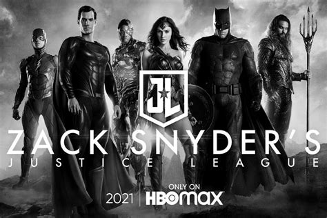 Zack Snyder's Justice League: The Director Shows The Look ...