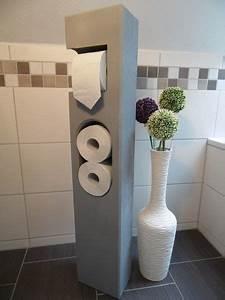 Toilettenpapierhalter Stehend Mit Bürste : toilettenpapierhalter von mit herz und holz auf bad pinterest badezimmer ~ Markanthonyermac.com Haus und Dekorationen