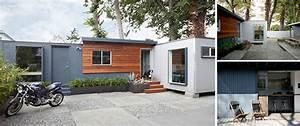 Container Haus Architekt : living in a box leben und arbeiten im containerhaus boksteen friends ~ Indierocktalk.com Haus und Dekorationen