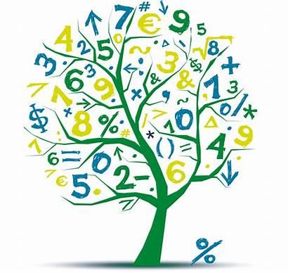Math Clipart Tree Excel Teams College Maths