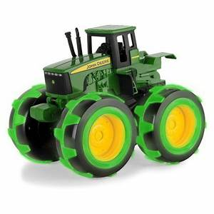 Monster Treads John Deere Lightning Wheels Tractor ...