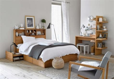 Une Chambre Style Scandinave