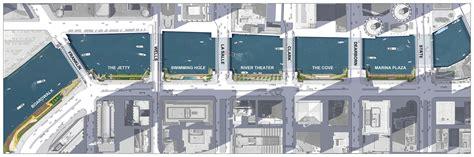 gallery  chicago riverwalk proposal sasaki associates ross barney architects