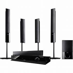 Sony HT-SF470 5.1 Channel Surround Sound System HTSF470 B&H