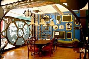 28, crazy, steampunk, home, office, designs