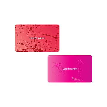 personal information customized cards png