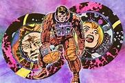 Jack Kirby: Storyteller | OMEGA-LEVEL