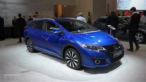 Honda Civic 5-Door Hatchback Coming to the US in 2016 ...