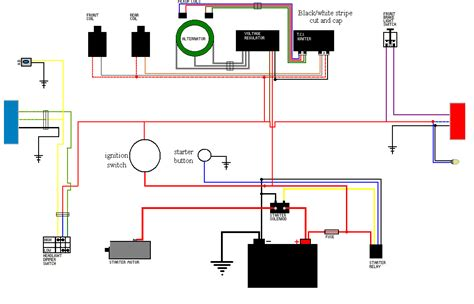 1986 Yamaha Xs1100 Wiring Diagram by