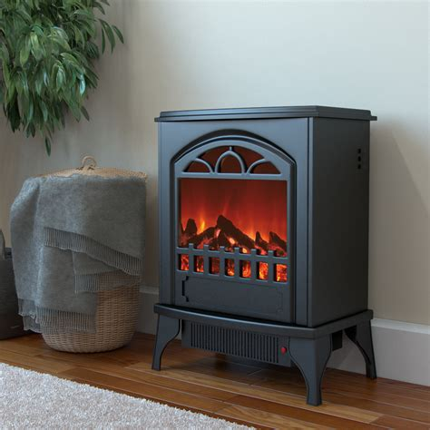 electric fireplace stove electric fireplace free standing portable space