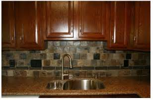 rustic kitchen backsplash tile h winter showroom rustic indian autumn slate adds drama to kitchen backpslash