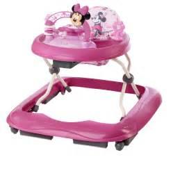 Chaise Haute Jumeaux Minnie by Minnie Mouse Precious Petals Walker Disney Baby