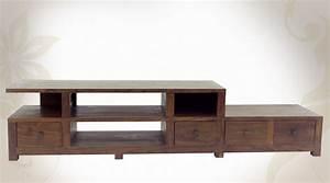 Grand Meuble Tv : meuble palissandre avec les meilleures collections d 39 images ~ Teatrodelosmanantiales.com Idées de Décoration