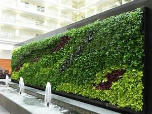 Mur Végétal Extérieur : a living revolution living walls leed well building ~ Premium-room.com Idées de Décoration