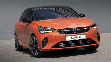 electric vauxhall corsa starts   top gear