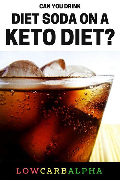 diet soda   ketogenic diet