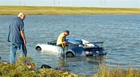 Bugatti Into Lake by The World S Catalog Of Ideas
