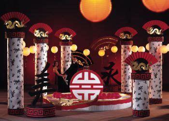 anime china tema game chinese food wedding theme asian golden dragon theme
