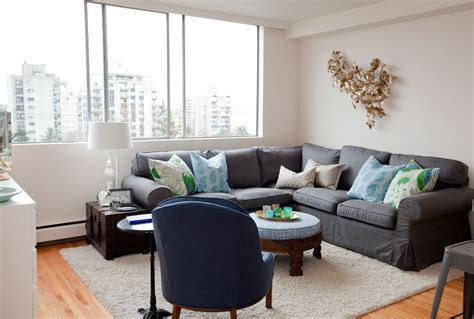 Decorating Ideas For Living Room With Grey Sofa by 24 Gray Sofa Living Room Designs Decorating Ideas