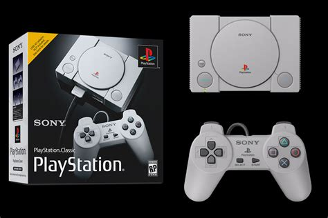 sony announces the playstation classic mxdwn