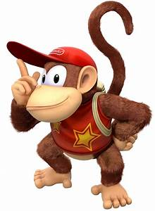 Diddy Kong - Characters & Art - Donkey Kong Country ...