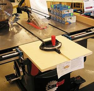 How to Extend Your Tablesaw's Crosscut Capacity