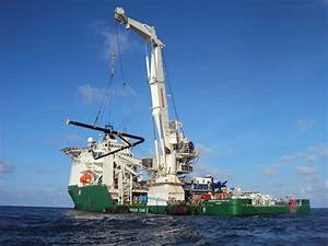 Cranes  Essential Equipment On Subsea Vessels