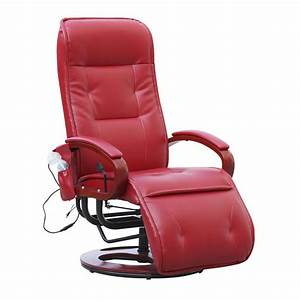 Relaxsessel Rot Leder : relaxliege relaxsessel arles ii mit massage leder rot ~ Markanthonyermac.com Haus und Dekorationen