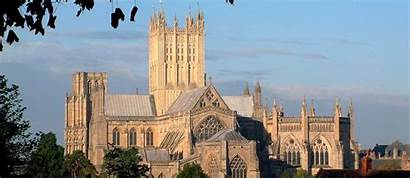 Cathedral Wells Church Cathedrals English England Executive
