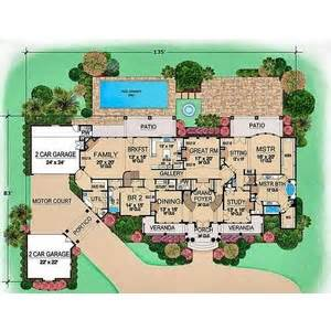 5 bedroom house plans 2 story 2 story 5 bedroom house plans