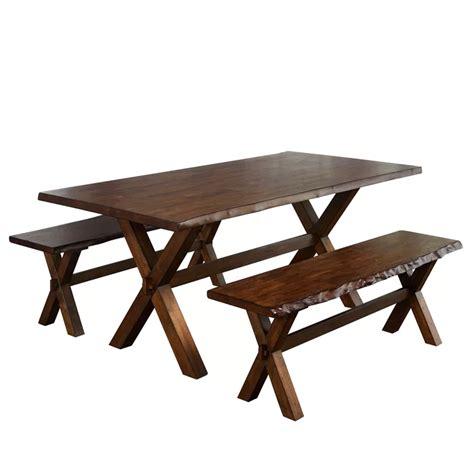 brisbane piece solid wood dining set dining