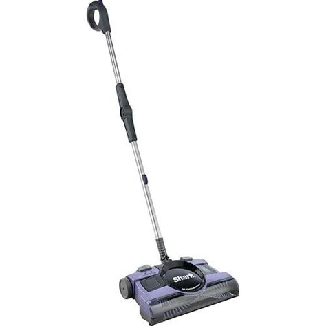 shark rechargeable floor and carpet sweeper v1950 shark vacuum cleaner