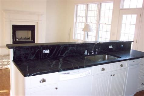 Soapstone Durability by Kitchen Countertop Materials An Architect Explains