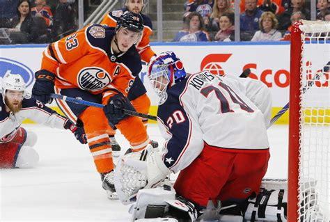 NHL Rumors: Edmonton Oilers, and the Columbus Blue Jackets ...