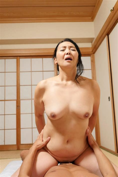 busty mom with colossal tits and huge ass nailed 4 rumi matsuoka