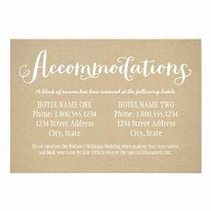 25 best ideas about accommodations card on pinterest With wedding invitation inserts hotel info