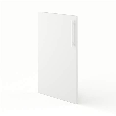 porte meuble de cuisine porte de cuisine blanc délice l 40 x h 70 cm leroy merlin