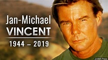 Actor Jan Michael Vincent, known for 'Airwolf,' died in ...