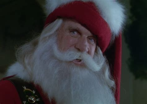leslie nielsen santa christmas tv history august 2014