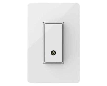 belkin wemo light switch belkin wemo light switch with ifttt support gadgetsin